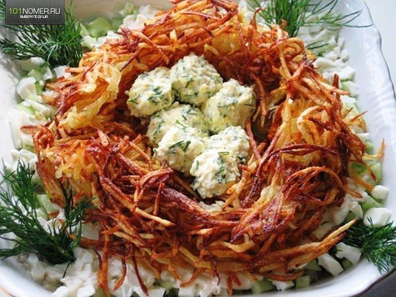 Фотография в фотоальбоме Куриная отбивная, салат и пр. сообщества Наши кулинарные пристрастия...