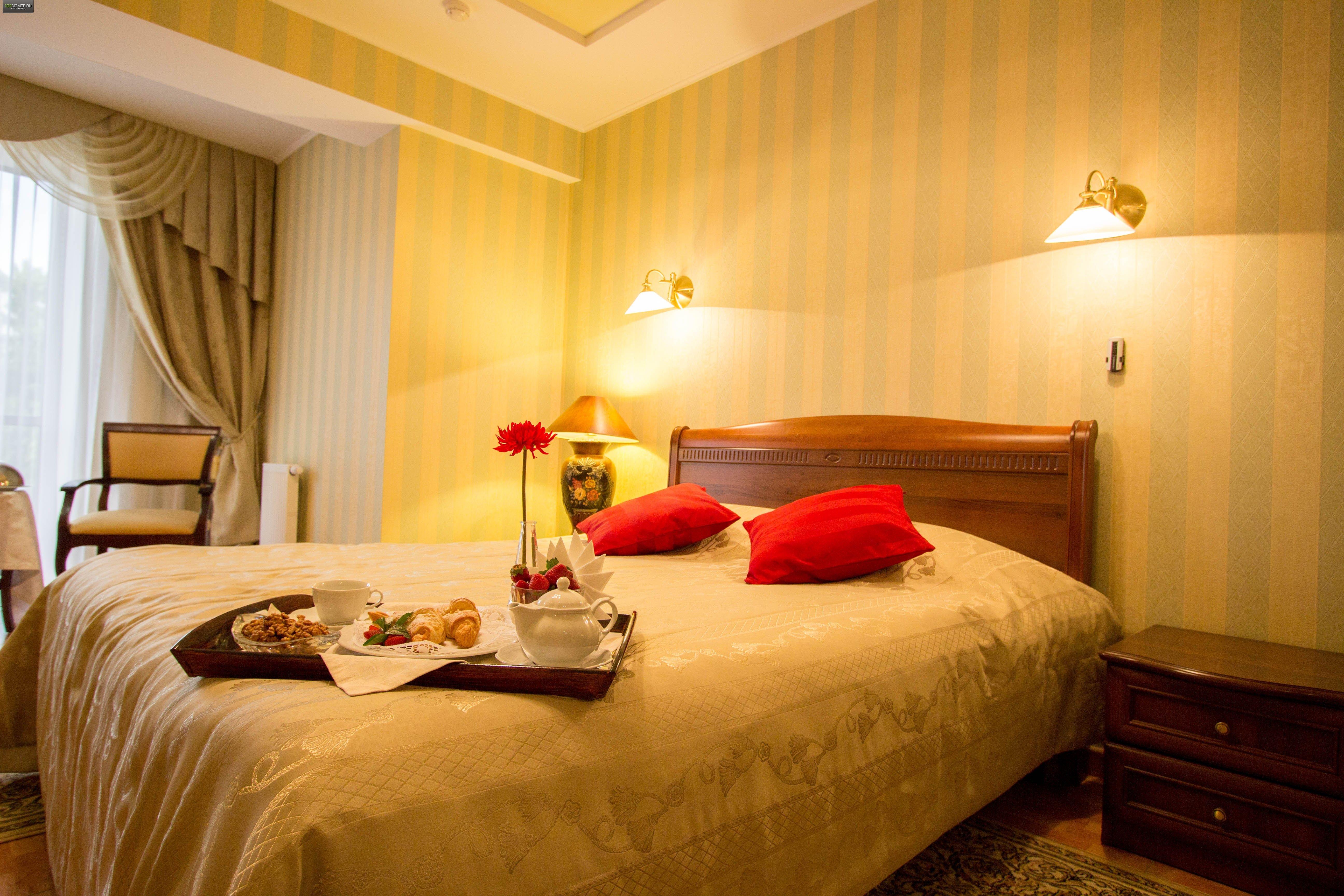 Гостиницы и отели краснодара